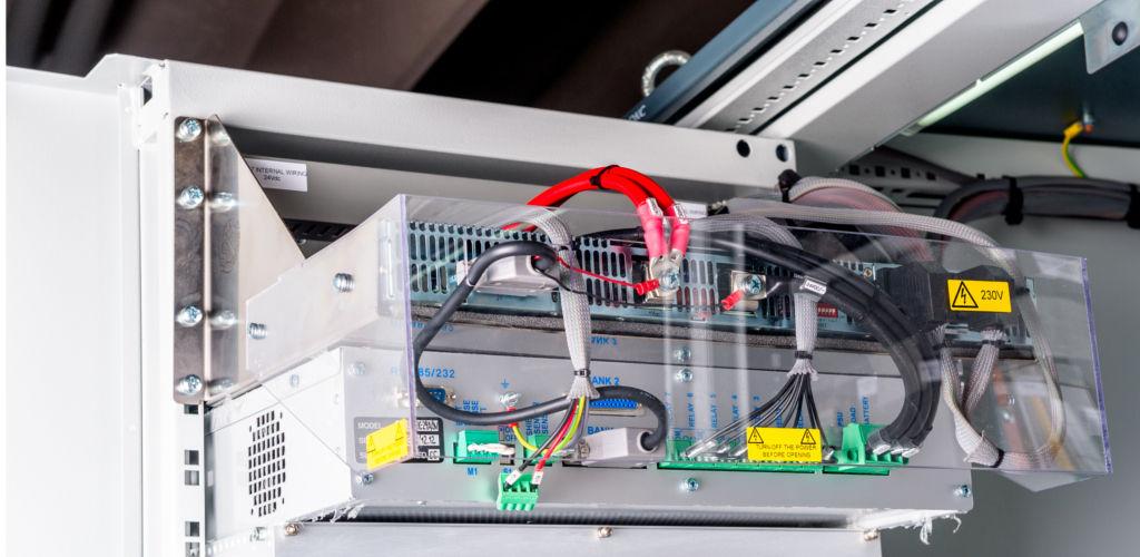 Centrali e Alimentatori antincendio certificati EN54-2, EN54-4 power supply en54-4 Realizzazioni