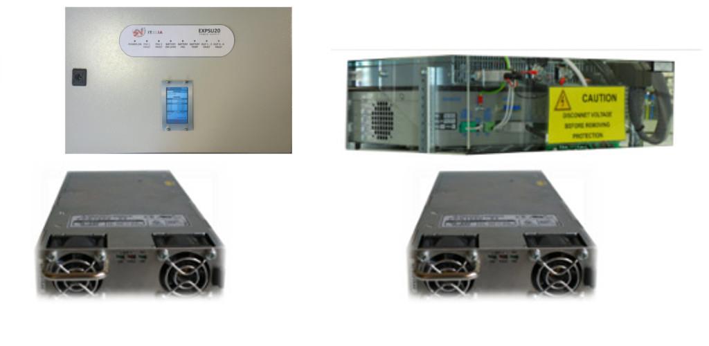 Centrali e Alimentatori antincendio certificati EN54-2, EN54-4 Alim14