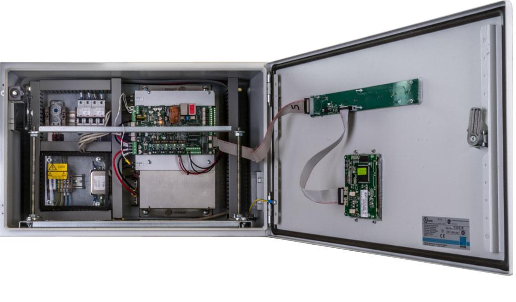 Centrali e Alimentatori antincendio certificati EN54-2, EN54-4 Alim20
