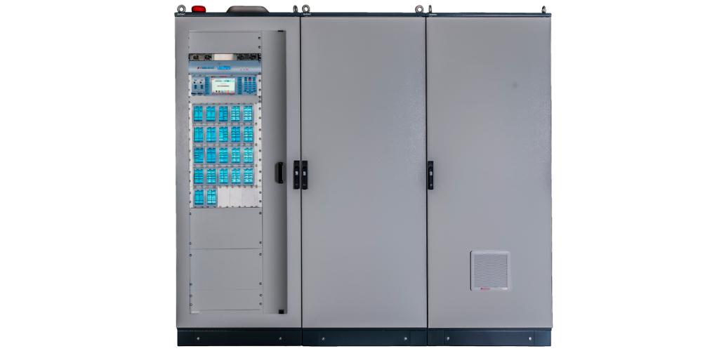 Centrali e Alimentatori antincendio certificati EN54-2, EN54-4 EXfire chiusa Realizzazioni