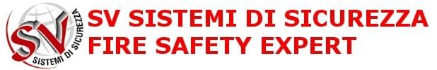 Sv sistemi di sicurezza Logo