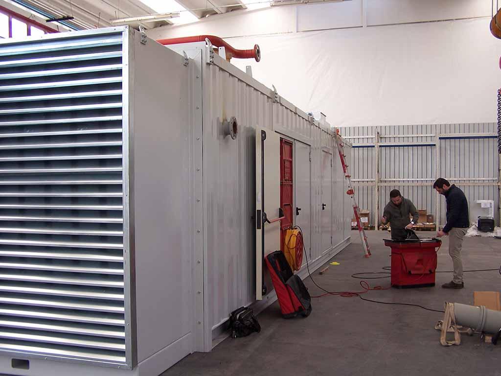 Door Fan Test Equipment. 1 ... & DOOR FAN TEST \u2013 Sv sistemi di sicurezza