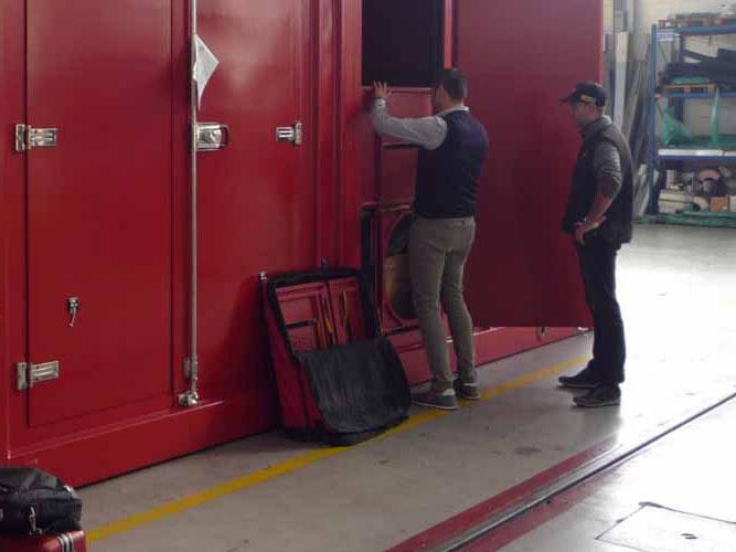 Door Fan Test Equipment. 1 ... & DOOR FAN TEST u2013 Sv sistemi di sicurezza
